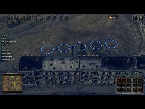 Sudden strike 4 - Multiplayer Match #8 - No commentary |