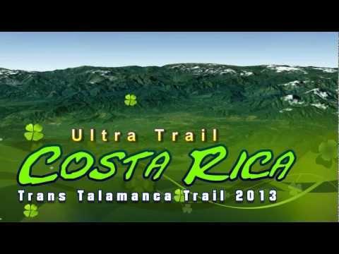 Trans Talamanca Trail CostaRica 2013