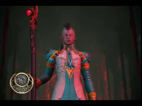 Warframe    War Within  -  Death  the Queen thumbnail