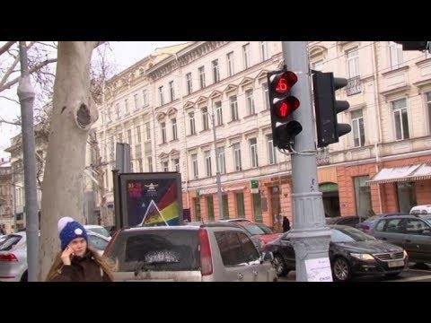 DumskayaTV: Нарешті на Рішильєвську повернули світлофори