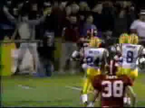 Alexander the Great: 1996 Alabama vs. LSU