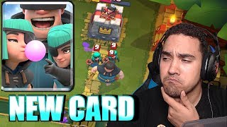 NEW RASCALS CARD!!! | Clash royale | NEW CHALLENGE!!