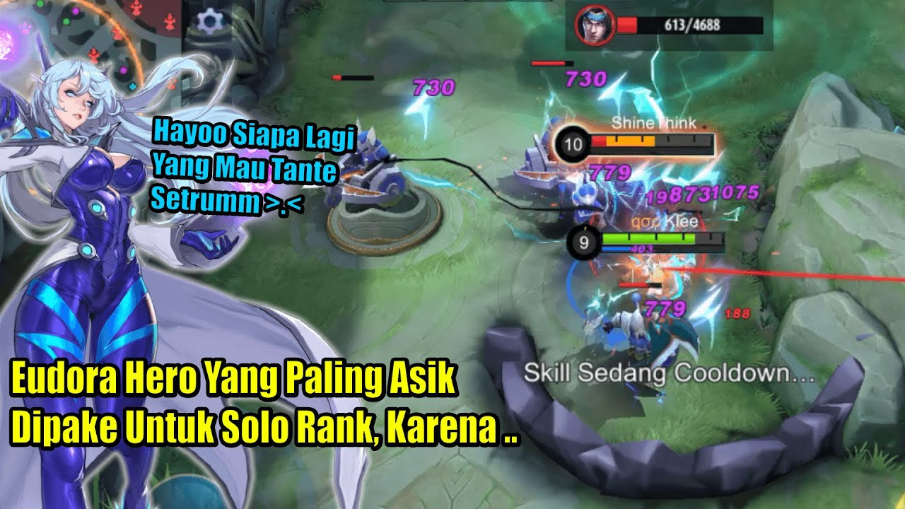 Solo Susah Ke Mythic??, tante nyetrum solusinya hehe