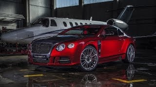 Mansory Sanguis Bentley Continental GT 2013 Videos