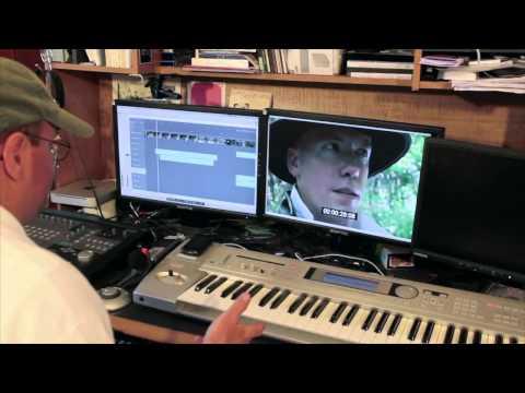 How I do it: Scoring music for film part 2 (of 3) - Please Read Description!