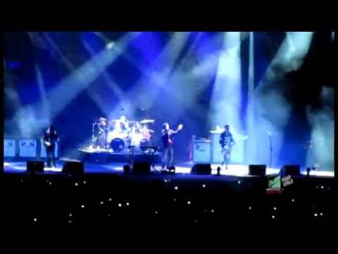 System Of A Down - live Chile 2011 multicam [FULL SHOW]