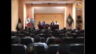 Red Telemática presentó nuevo equipamiento y anunció instalación de cámaras de seguridad en UNMSM