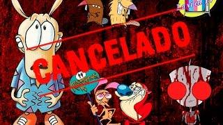 Series canceladas por Nickelodeon- Lo vi en TV