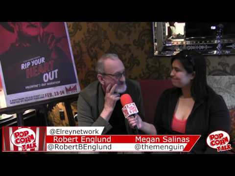 Robert Englund Talks El Rey Network