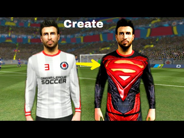 Dream League Soccer:All Super Hero Kits & How to use them | GamerHow