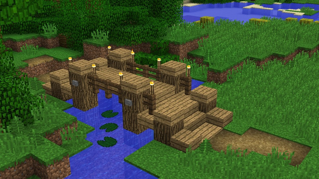 Build An Arch In Minecraft
