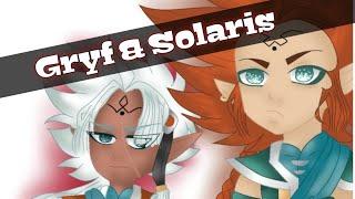 Les Légendaires ~ Gryf & Solaris