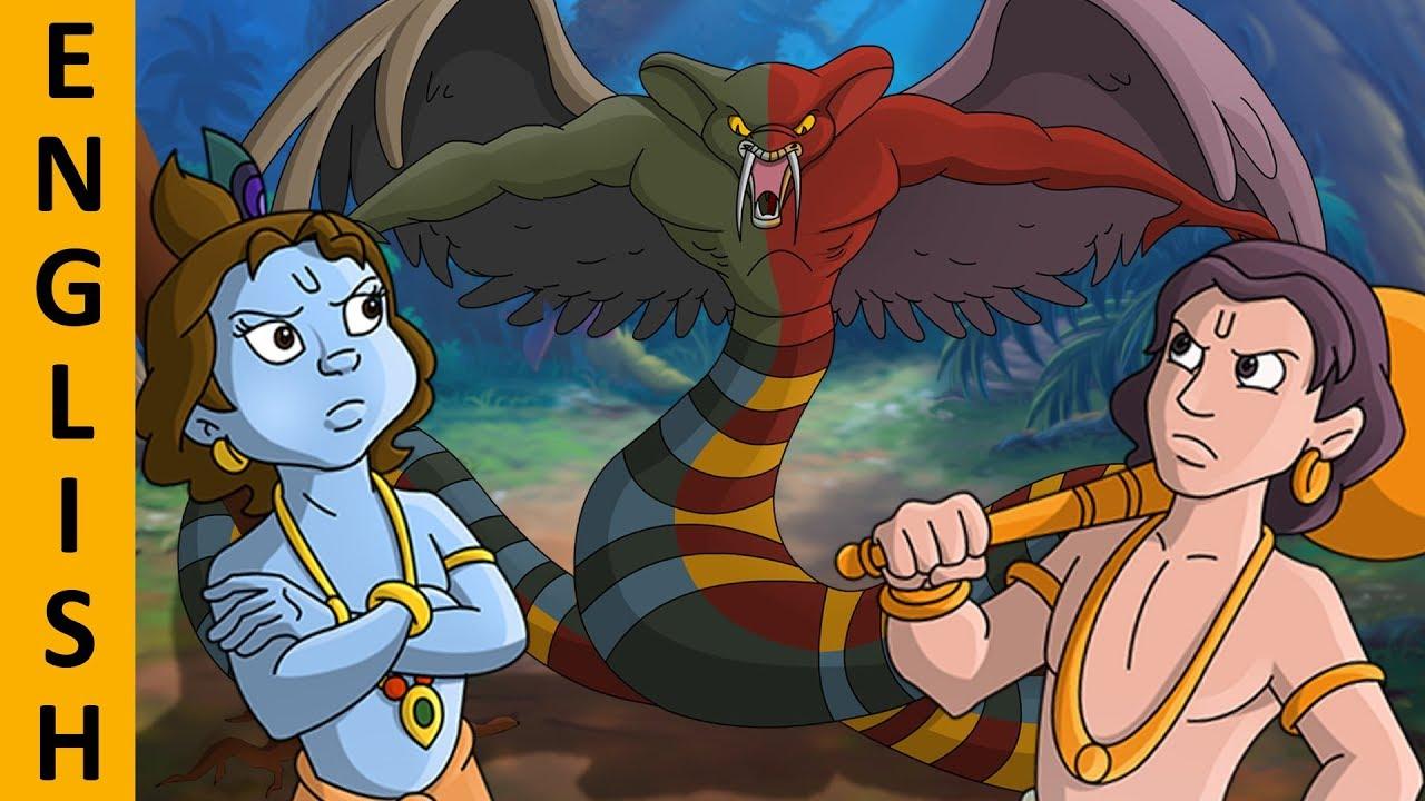 Download Krishna Balram Full Episode - The Two Demons in English | Episode 07