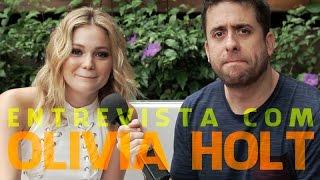 PERGUNTAS NUNCA FEITAS ANTES #4  - Olivia Holt