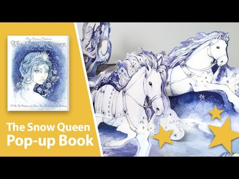9ea7917e280 The Snow Queen: A Pop-Up Adaption of a Classic Fairy tale - YouTube