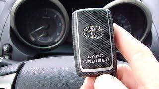 Test drive new 2015 Toyota Land Cruiser Prado(J150). Year models 2015 to 2017