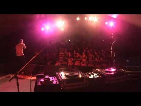 DJ TECHNICAL LIVE W/ M.O. //Sudbury SummerFest '08