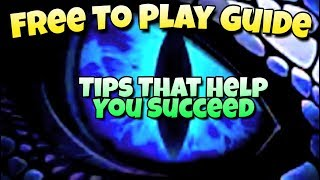 Monster Legends - Free To Play Tips For Mid to End Game