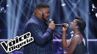 """Precious vs Grace - """"When A Man Love's A Woman"""" / The Battles / The Voice Nigeria Season2"""