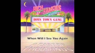 """Hi-NRG / Disco (USA, 1984) From their album """"A Cast Of Thousands"""". ..."""
