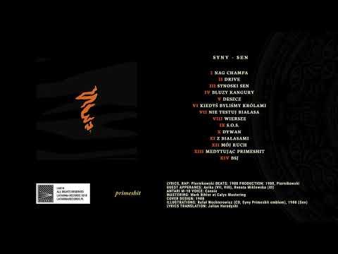 Syny - Sen (Full Album, Latarnia Rec. 2018)