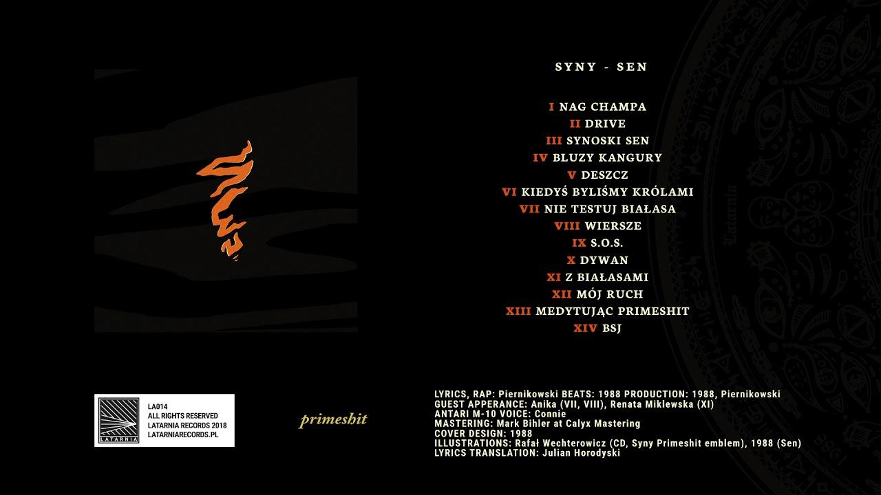 Syny Sen Full Album Latarnia Rec 2018