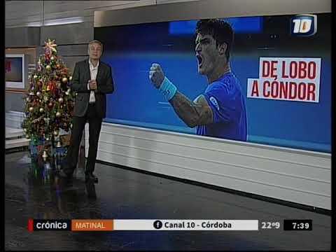 Gustavo Fernández se quedó con el Cóndor de Oro 2017
