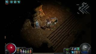 Path of Exile - Vaults of Atziri challenge #53