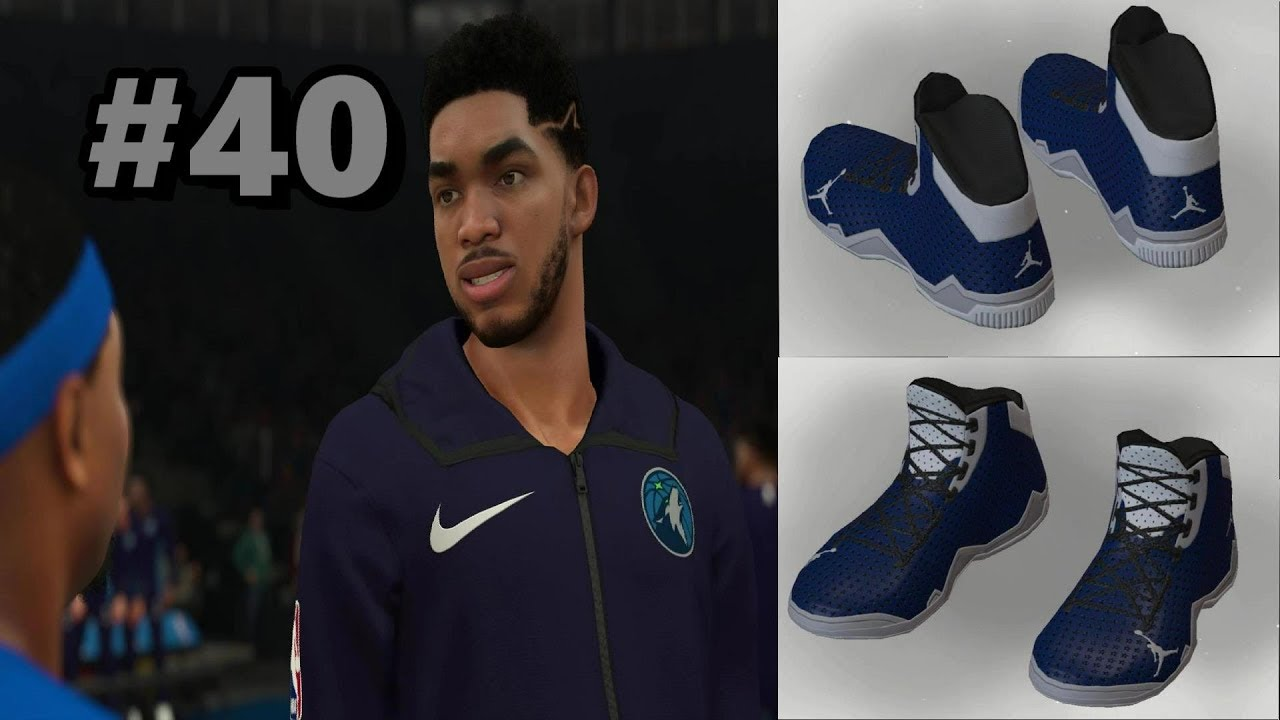 NBA 2K18 MyCareer | NEW Shoes (Signature) NEW Deal Ep.40