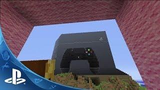 Minecraft Announcement Trailer | E3 2014 | PS4