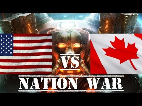 United States (USA) vs Canada 2018 - Who Would Win - Army / Military Comparison