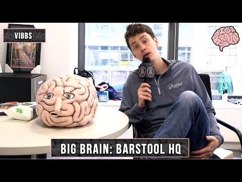 Which Barstool Sports Blogger Has The Biggest Brain