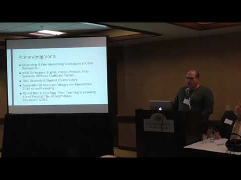 Teaching Writing in the Music History Classroom - AMS 2015