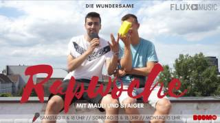 05.08.17 Die wundersame Rapwoche mit Mauli und Staiger | Zu Gast: BRKN
