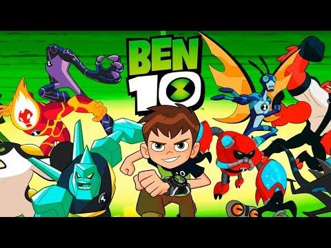 Ben 10 Level 1 The City - Parte 1