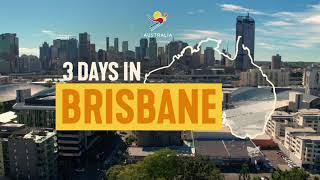 Three Days in Brisbane | City Guides | Tourism Australia