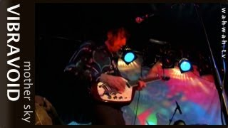VIBRAVOID - Mother Sky (CAN) - live 2012 (HQ sound)