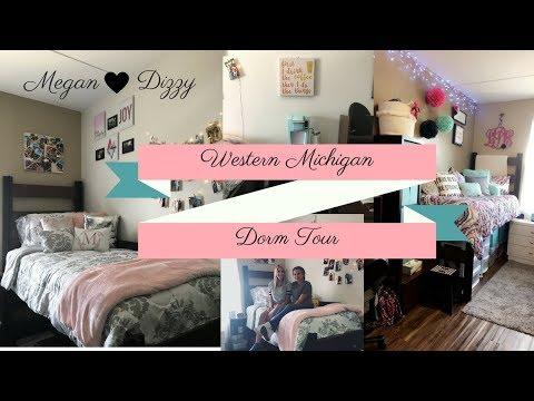 Western Heights Dorm Tour | Western Michigan University