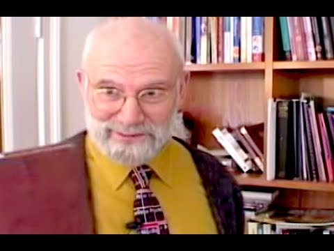I Spent A Day With Dr. Oliver Sacks