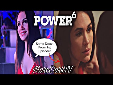 POWER SEASON 6 OFFICIAL TRAILER THINGS YOU MISSED!!!