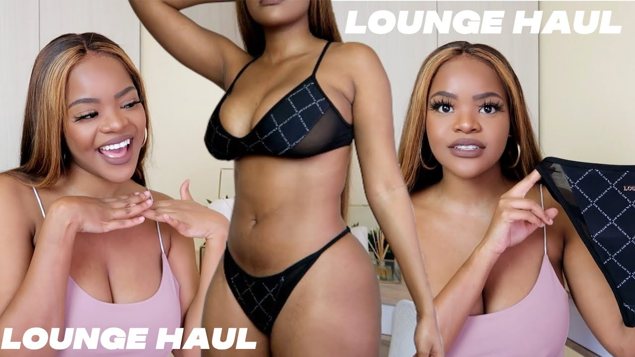 LOUNGE SWIM IS BACK! feat LOUNGE UNDERWEAR & APPAREL COLLECTION