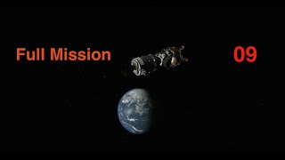 Apollo 16 - LM Skin Damage (Full Mission 09)