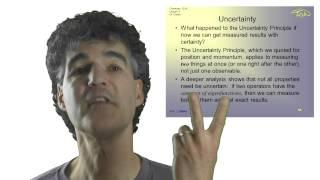Chem 131A. Lec 03. Quantum Principles: More Postulates, Superposition, Operators and Measurement