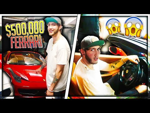 Thumbnail: Surprising FaZe Banks with a NEW CAR (emotional)