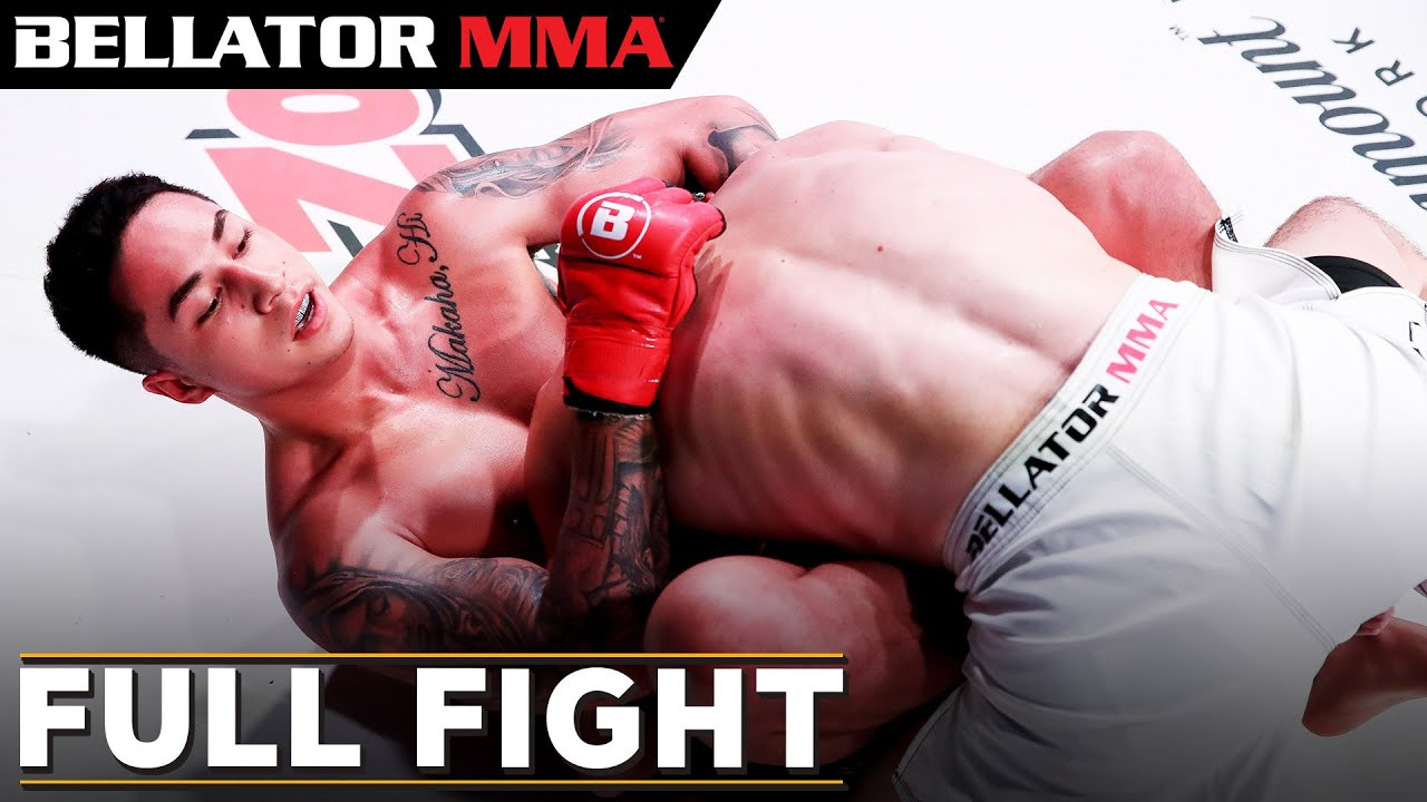 Full Fight | Nainoa Dung vs Brad Robison - Bellator 224