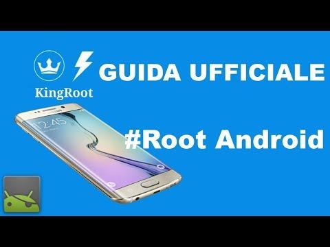 Come Ottenere i Permessi di Root su Telefono e Tablet Android KingRoot 2017