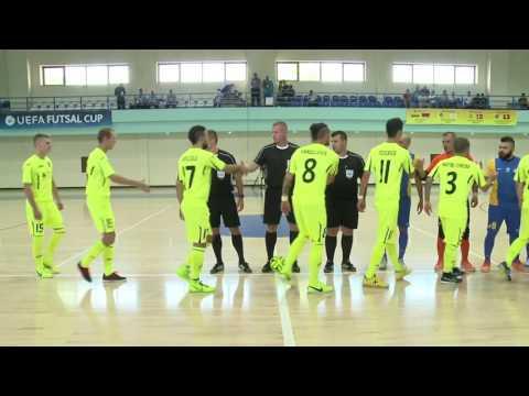 FC APOEL Nicosia (CYP) VS AFM Futsal Maniacs (SUI) 17.08.2016
