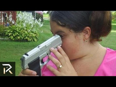 10 Most Shocking Weapon Fails