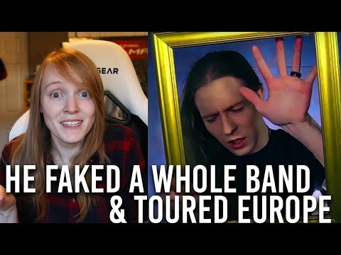 This Guy Faked his Whole Band to Book a World Tour - Threatin Mp3