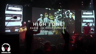 HIGH TONE - Live in Paris